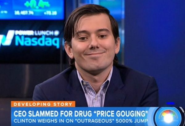 images of martin shkreli | Wu-Tang Clan's Album Was Bought By the Same Guy Who Upped the Price ...