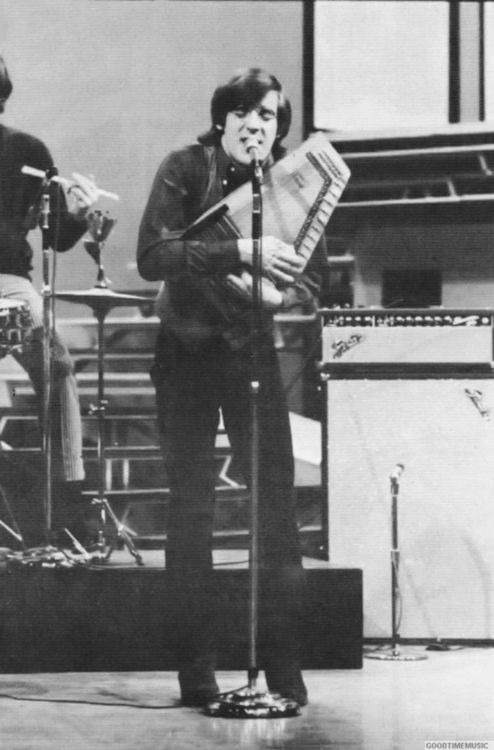 John Sebastian (Lovin' Spoonful).  You just don't see much autoharp in rock music.