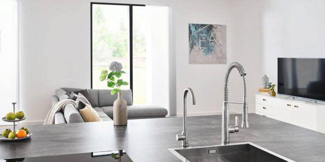 Oltre 25 fantastiche idee su rubinetti su pinterest - Rubinetti x cucina ...
