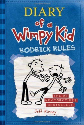 Rodrick Rules (Diary of a Wimpy Kid, Book 2) this is me and MY ANDEES FAVVVVVV!!!!!!!!!!!!!!!!!!! rodrickkkkkkkkkkkkkkkkkkkkkkkkkk