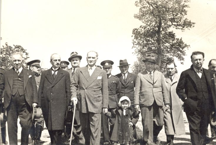 Mustafa Kemal Atatürk Kaynak: http://www.atam.gov.tr/ #Atatürk