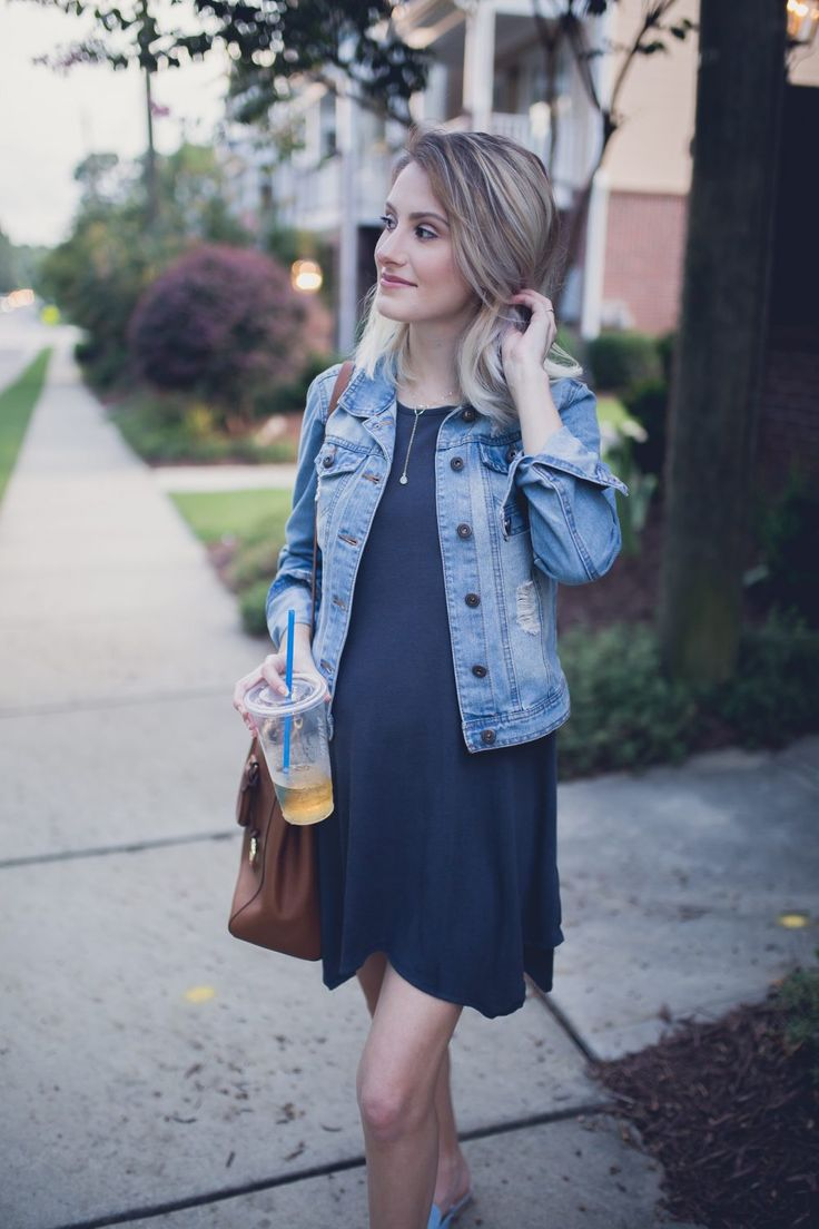 Pregnancy Outfits Ideas : Denim Deets