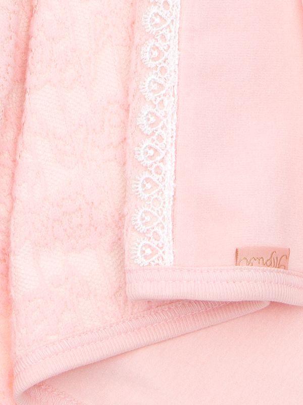 Подарочный комплект для новорожденных девочек ТриЯ розовый купить недорого в…