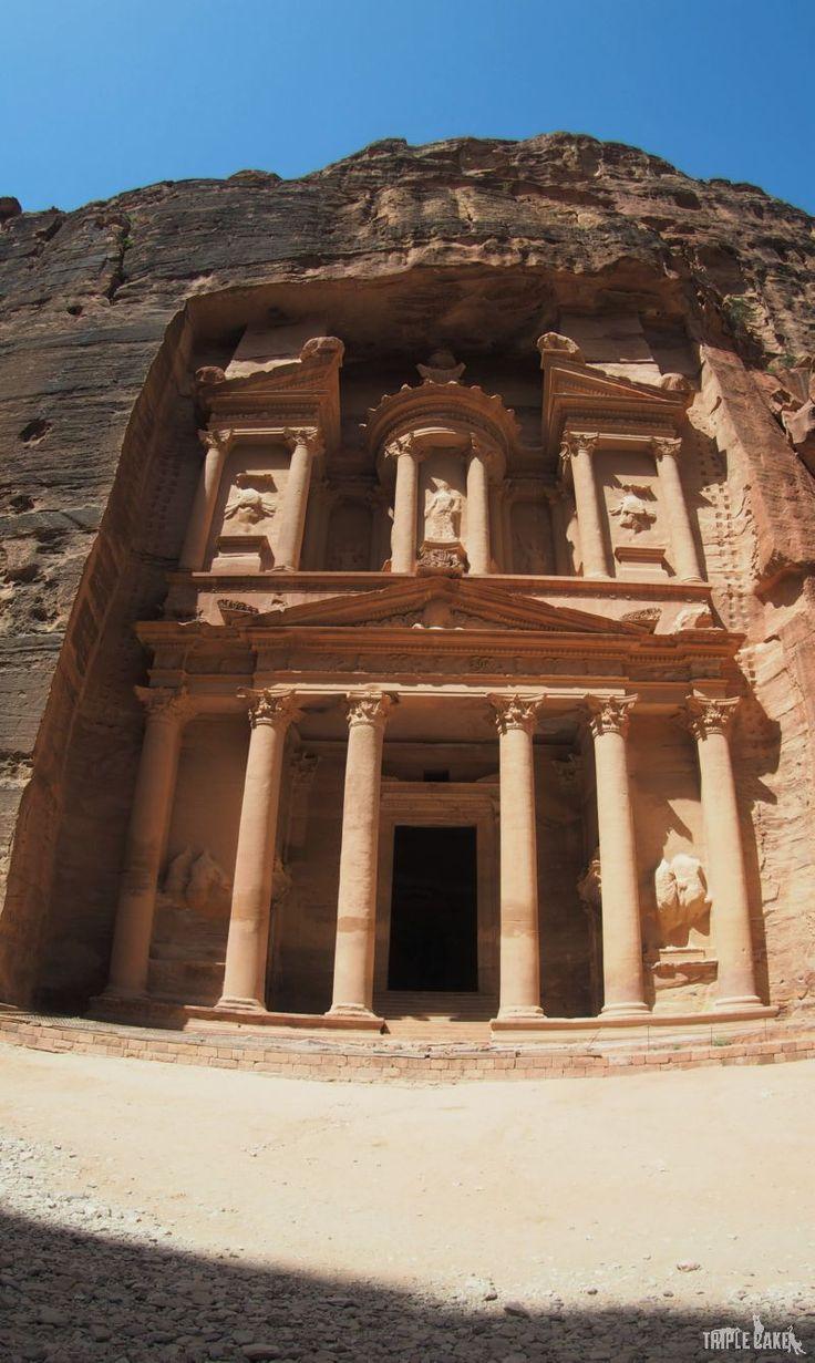 Petra, Treasury (Al-Khazneh)