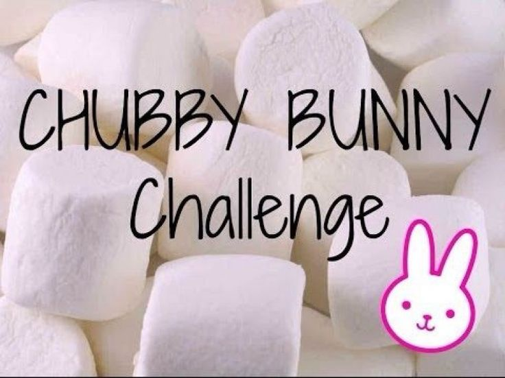 """Chubby Bunny Challenge – How many marshmallows can you fit in your mouth and say """"chubby bunny"""" so we can understand? info@dubreezyent.com #djdubreezy #dubreezyent #seattledj"""
