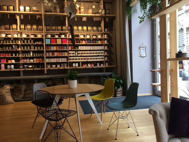 La Bohème Café in Praha, Hlavní město Praha