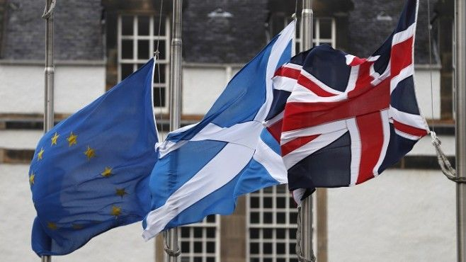#Pound drops as May reported to brace for new #Scottish referendum: