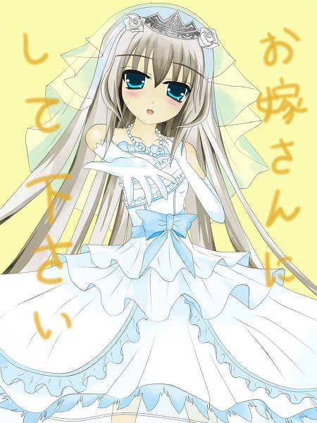 Lisette from 11eyes from www,pixiv.com