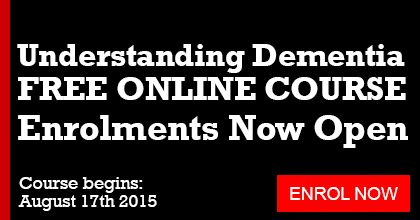 FREE Understanding Dementia Massive Open Online Course #dementia #alzheimer's