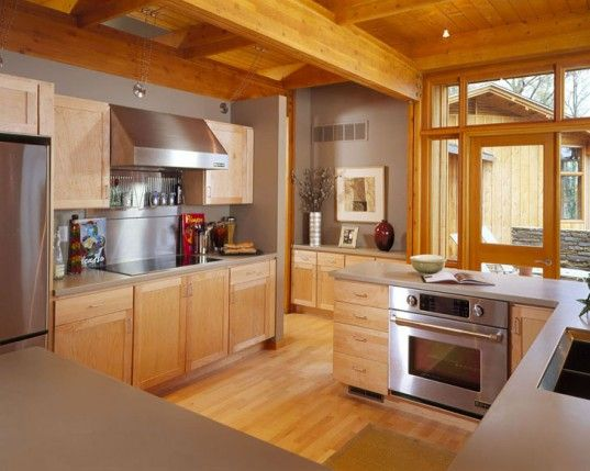 - Kitchen! Eco Architecture, economical home, factory made homes, flat pack architecture, green architecture, prefab architecture, Lindal Cedar Homes, lindal homes, green modern family homes, Prefab home, prefab architecture, Prefab Homes, kit homes