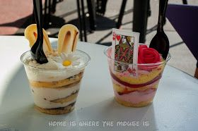 Magic Kingdom - Cheshire Cafe :gourmet Cake Cups