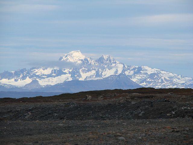 Mont Ross, archipel de Kerguelen (TAAF) by Terres australes et antarctiques françaises TAAF, via Flickr