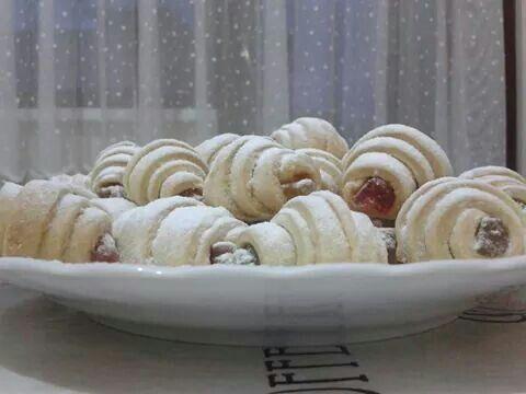 Lokumlu kurabiyelerrr