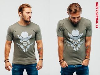 Max Sitailo: Модные футболки и уход за ними. - Flyingbro
