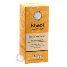 Khadi barva Zlatý přeliv