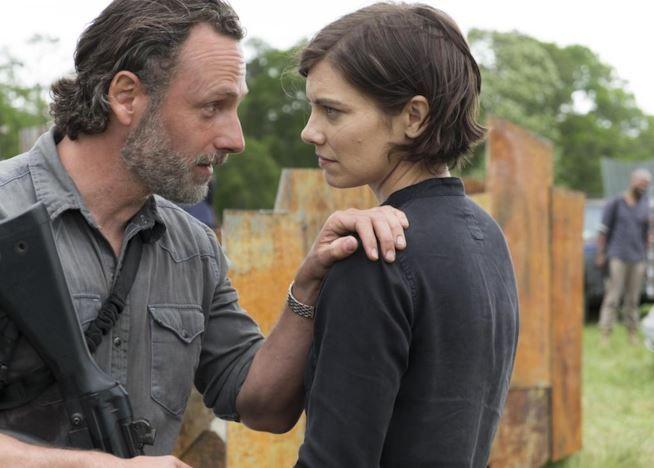 The Walking Dead: episodio 8x01