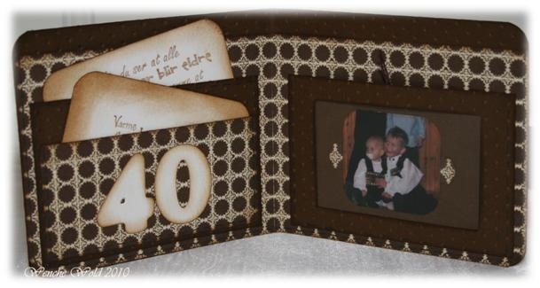 Wenches Short Paper: Wallet for celebrating!