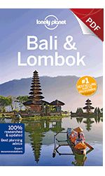 Bali & Lombok travel guide - Plan your trip - eBook Travel Guides and PDF Chapters from Lonely Planet