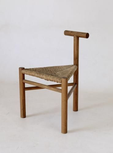 Modernist Tripod Chair by Wim Den Boon, 1950s for sale at Pamono