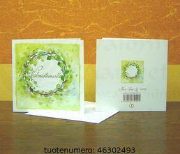 Minna Immonen graduation card / Minna Immosen valmistujaiskortti