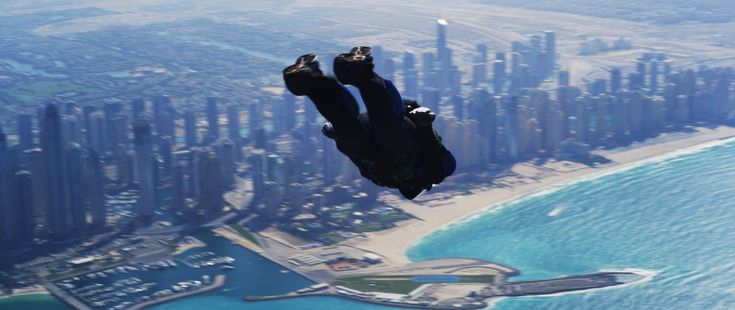 Skydive Dubai 2012 - 4K [ this video is really insane ]