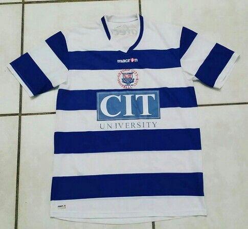 Rare MACRON Oxford City FC Home Football Shirt #oxford#oxfordcity#oxfordcityfc#soccer#football#jerseys#ebay#ebayseller#premierleague