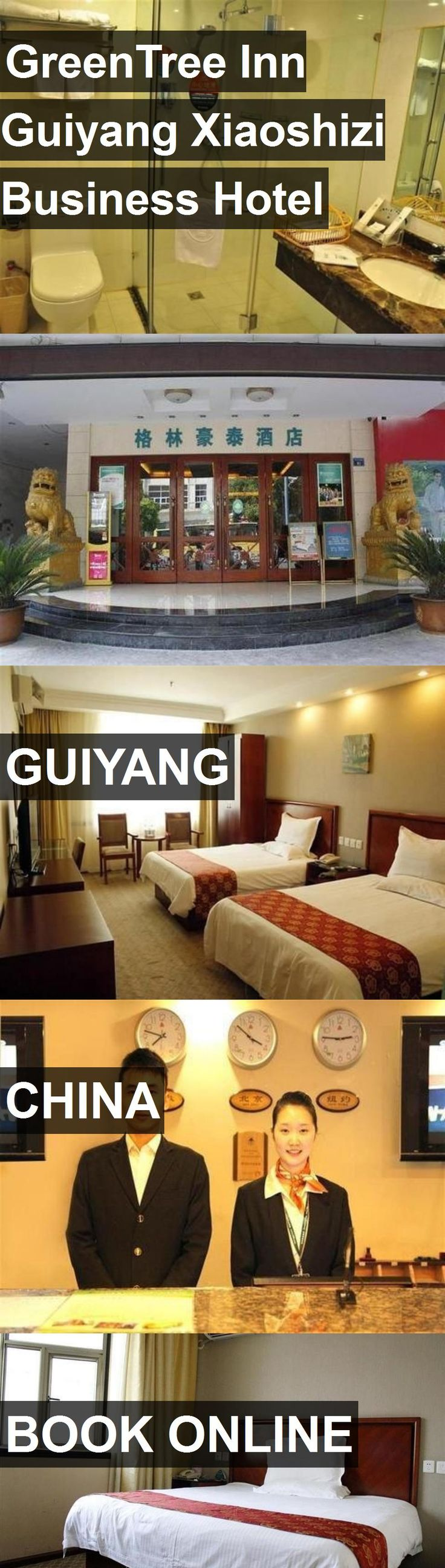 Hotel GreenTree Inn Guiyang Xiaoshizi Business Hotel in Guiyang, China. For more information, photos, reviews and best prices please follow the link. #China #Guiyang #GreenTreeInnGuiyangXiaoshiziBusinessHotel #hotel #travel #vacation