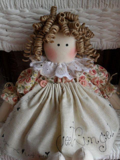 pap cabelinhosCountry Dolls, Bonecas Country, Corpo Ems, Entres Idéias, De Rami, Cabelinho De, Algodão Cru, Rami Fácil, Bonecas De Pano