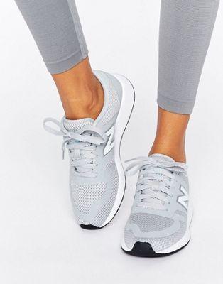 New Balance 420 Micro Mesh Trainers In Grey