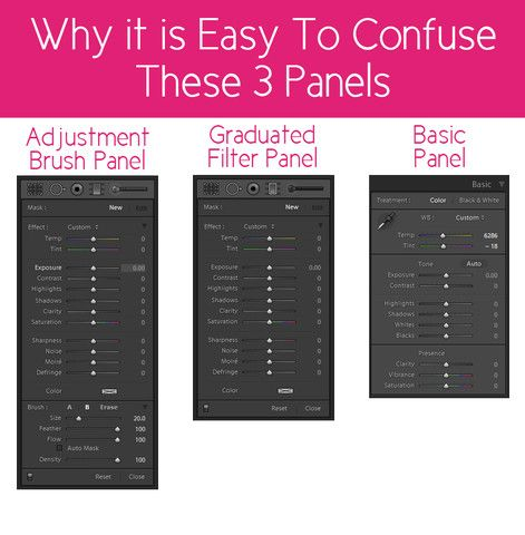 5 Tips for Using Lightroom's Adjustment Brush Tool | Pretty Presets for Lightroom