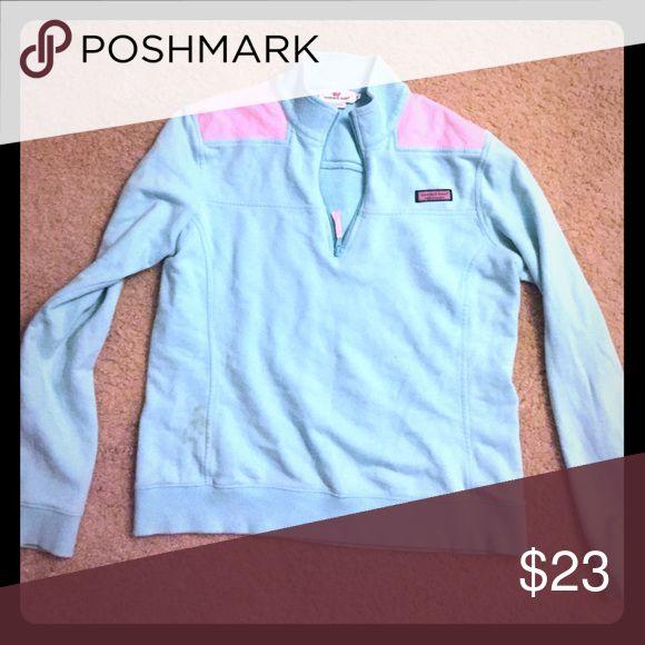 Vineyard Vines pullover Pink & Blue Vineyard Vines Women's pullover Vineyard Vines Tops Sweatshirts & Hoodies