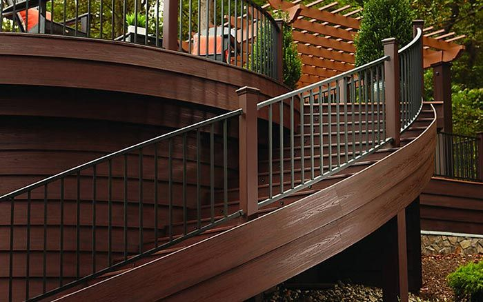 Trex Decking Supplier - Trex Composite Deck Boards and Railing Systems - National Decking - Toronto - Montreal