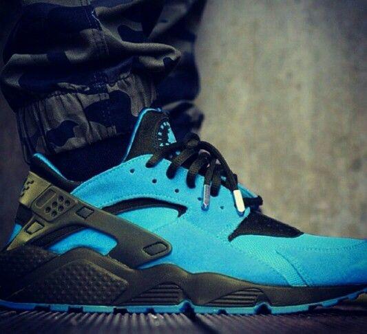 573f5398d95f nike huarache dark blue zero
