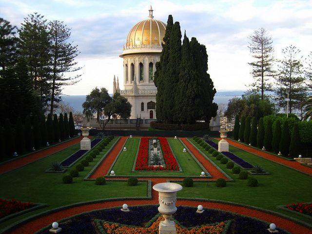 مقام اعلی و باغ | Terrace garden, Taj mahal, Building