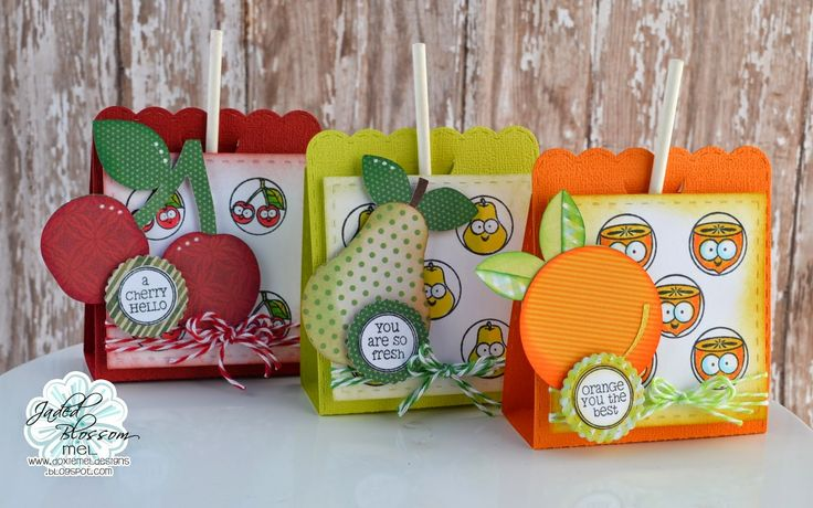Jaded Blossom: Fruity Pops
