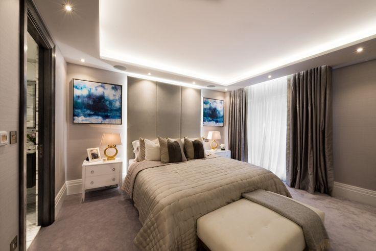 Flat 12 nottingham terrace by design box london elegant for Interior design agency nottingham