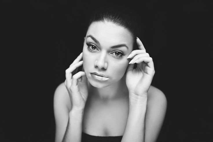 Dominika BW by Marta Kucharska on 500px
