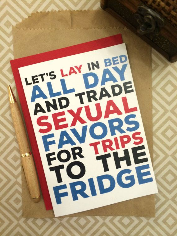 Hey, I found this really awesome Etsy listing at https://www.etsy.com/listing/216090135/funny-card-sexy-card-naughty-card