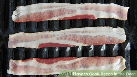 Cook bacon in the oven recipe oven bacon and cooking bacon 3 ways to cook bacon in the oven wikihow ccuart Choice Image