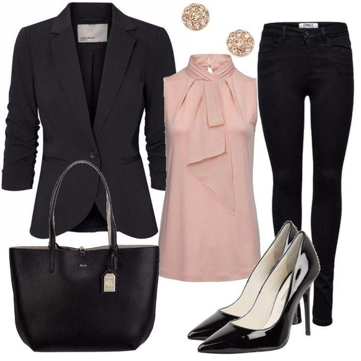 Vero Moda Blazer Business Outfit Outfit für Damen zum Nachshoppen auf Stylaholic
