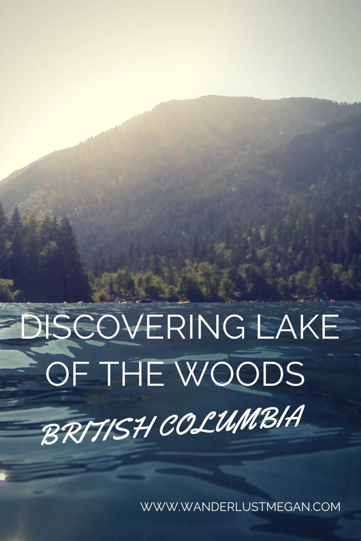 This summer, I discovered a spot that is well known to locals in Hope, BC, Lake of the Woods! After a hot road trip, a quick swim in a lake was just what I needed to continue on.