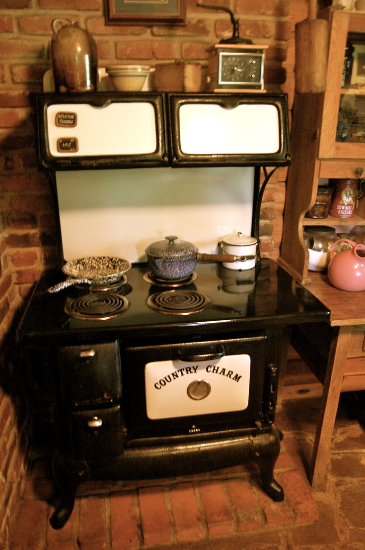 country charm stove images - Google Search