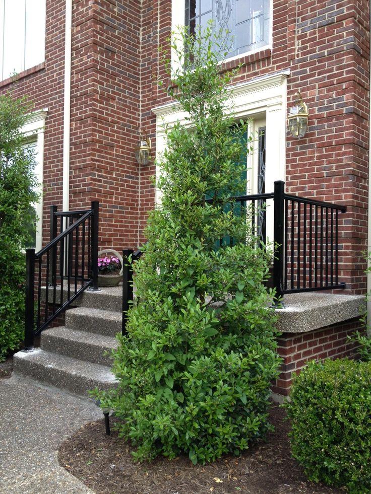 how to clean powder coated aluminum railings