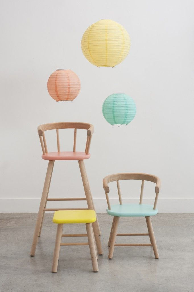 Bonton kids chairs