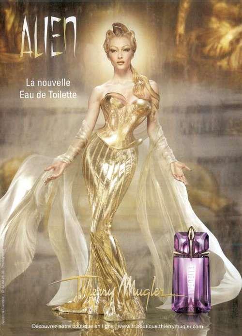Thiery Mugler has very nice perfumes