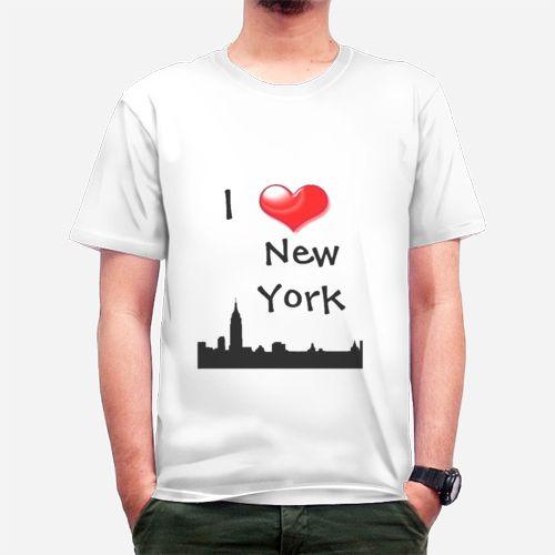I love new york dari tees.co.id oleh seventeen