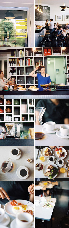 LE BAL ( centre de la photographie + café + restaurant ) - Place clichy
