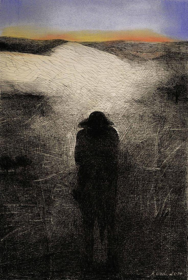 MARTÍN FIERRO, Y en esa hora de la tarde en que tuito se adormece,  Artista Rosenell Baud. http://www.ellibrototal.com/ltotal/ficha.jsp?t_item=6&id_item=70070