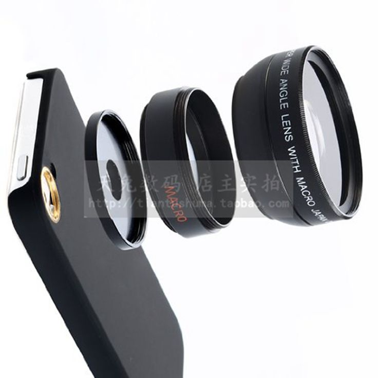 iPhone6 ​​fisheye wide angle lens macro lens ultra wide-angle lens camera phone Apple iPhone5S - BuyWithAgents http://www.buywithagents.com/products/40744216391