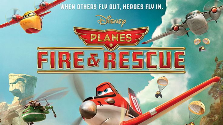 """OPENING THIS FRIDAY in 2D and 3D Disney's """"PLANES, FIRE & RESCUE"""" ! GET YOUR FREE REWARDS CARD AND  GET FREE REFILLS ON ANY SIZE SODA OR POPCORN AT DESTINTA THEATRES, NEW WINDSOR, NY"""